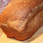 Strawberry Lemon Flax Seed Bread!