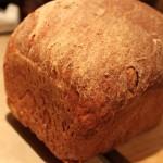 Blueberry Apple Wheat Bread!