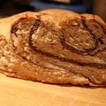 Chocolate swirls Bread!