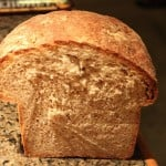 Wheat Oats Flaxseed everyday Sandwich Loaf!