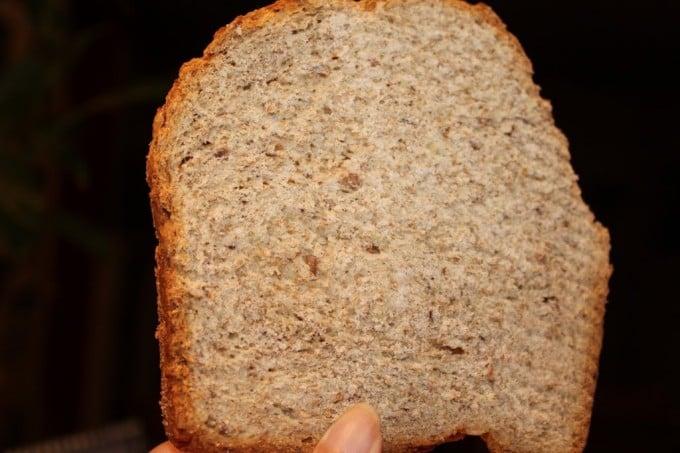 Orange Blueberry Multigrain Loaf