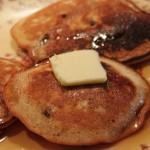 Ginger Pancakes!(Vegan, Multigrain)