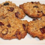 Oatmeal Cranberry Cookies! (Vegan)