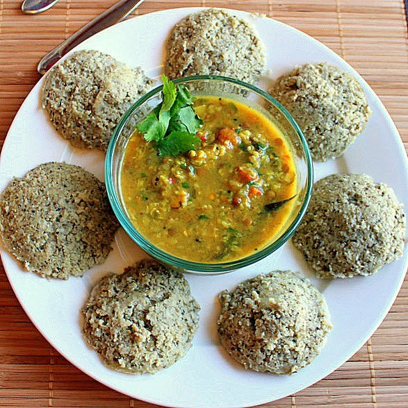 Multi lentil idli steamed rice cakes and dosa crepe vegan multi lentil ldli steamed rice cakes and dosa crepes serve with forumfinder Images