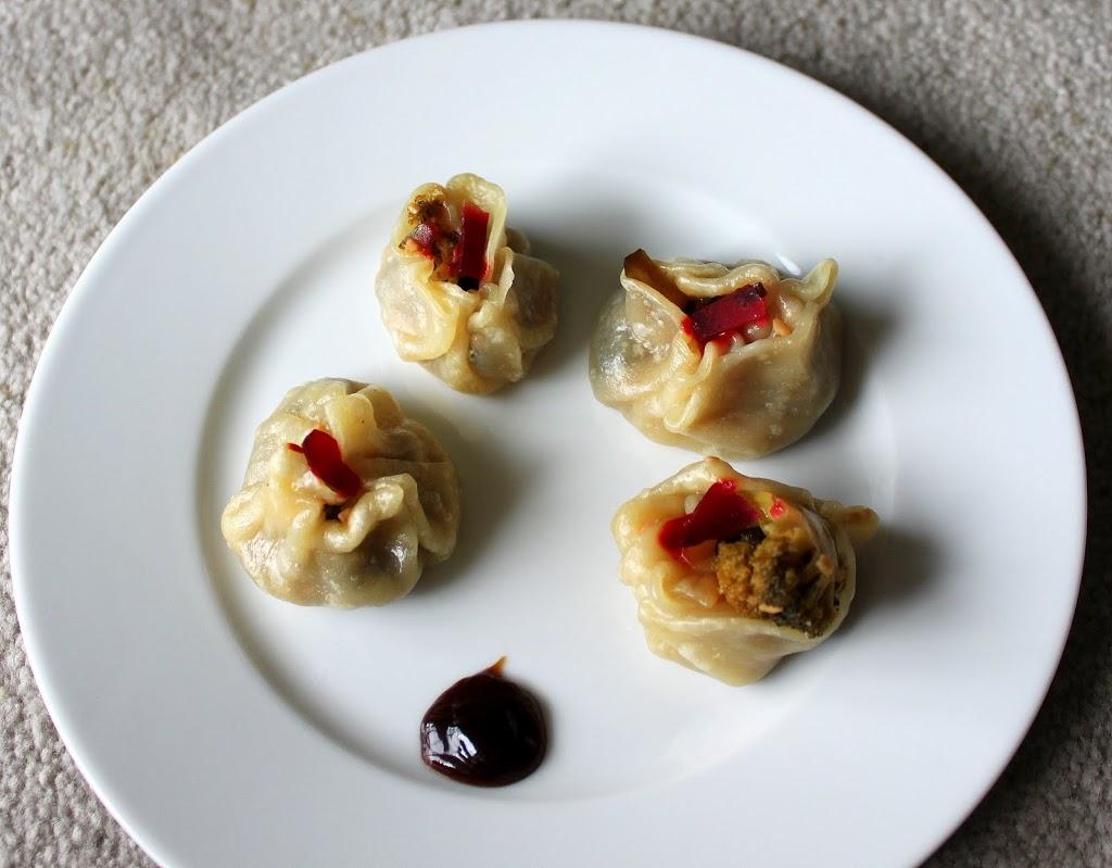 Vegan ShuMai SiuMai dumplings