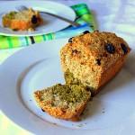 Carrot, Vanilla, Green Tea Layer Cake! Vegan