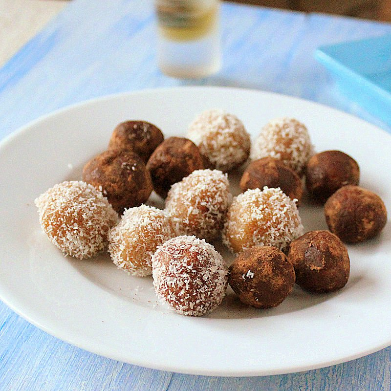 coconut almond rum balls easy festive coconut rum balls make these into indian sweet - Vegan Christmas Gifts
