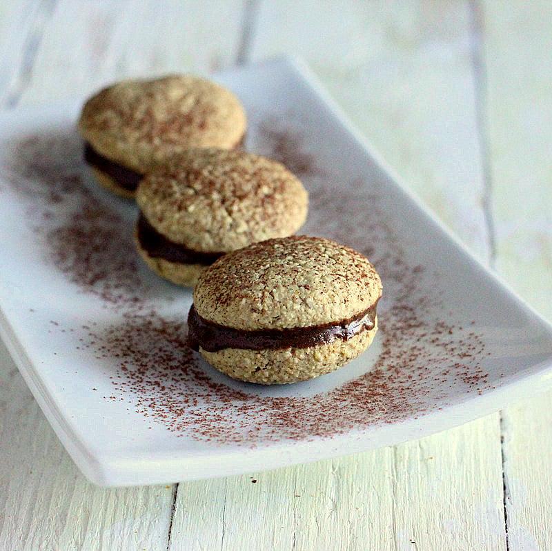 Tiramisu Cookies. vegan glutenfree - Vegan Richa