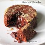 Molten Lava Cake. Lots of ways. vegan glutenfree.