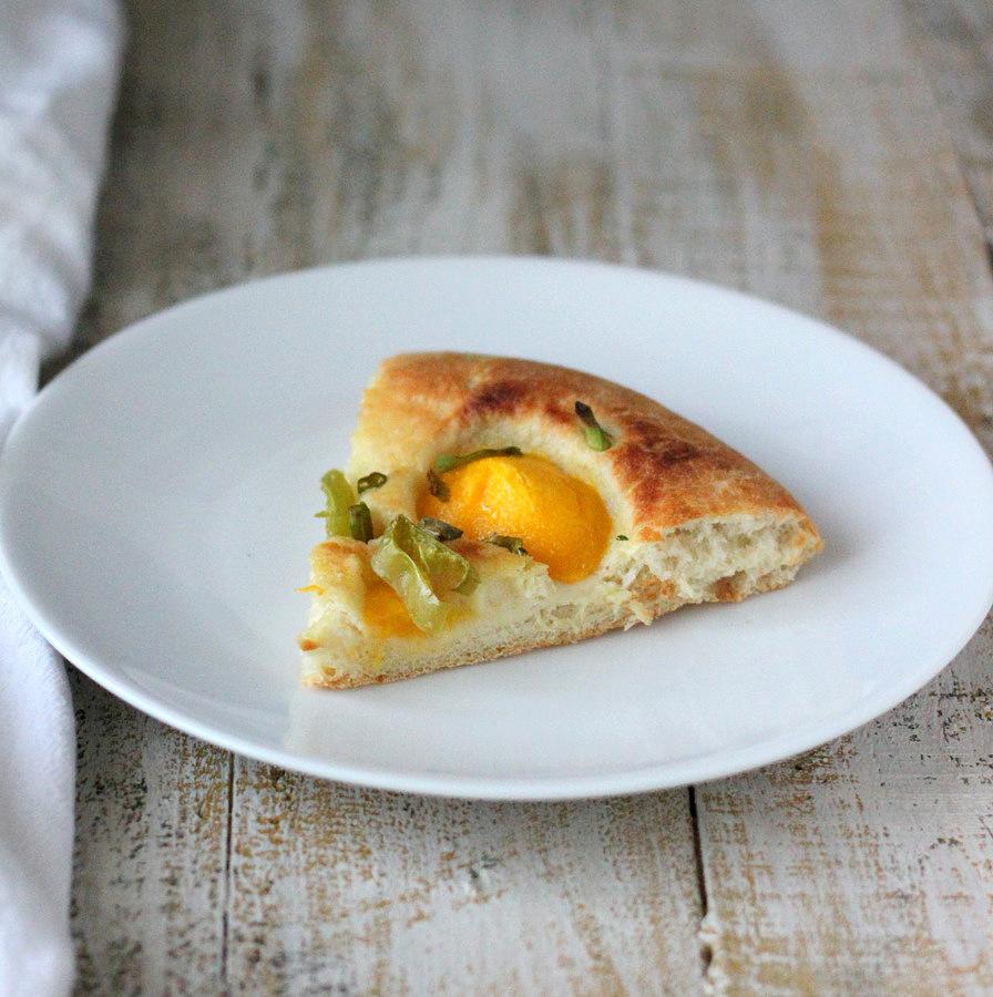 Vegan Richa: Mango Hatch Chile Pizza