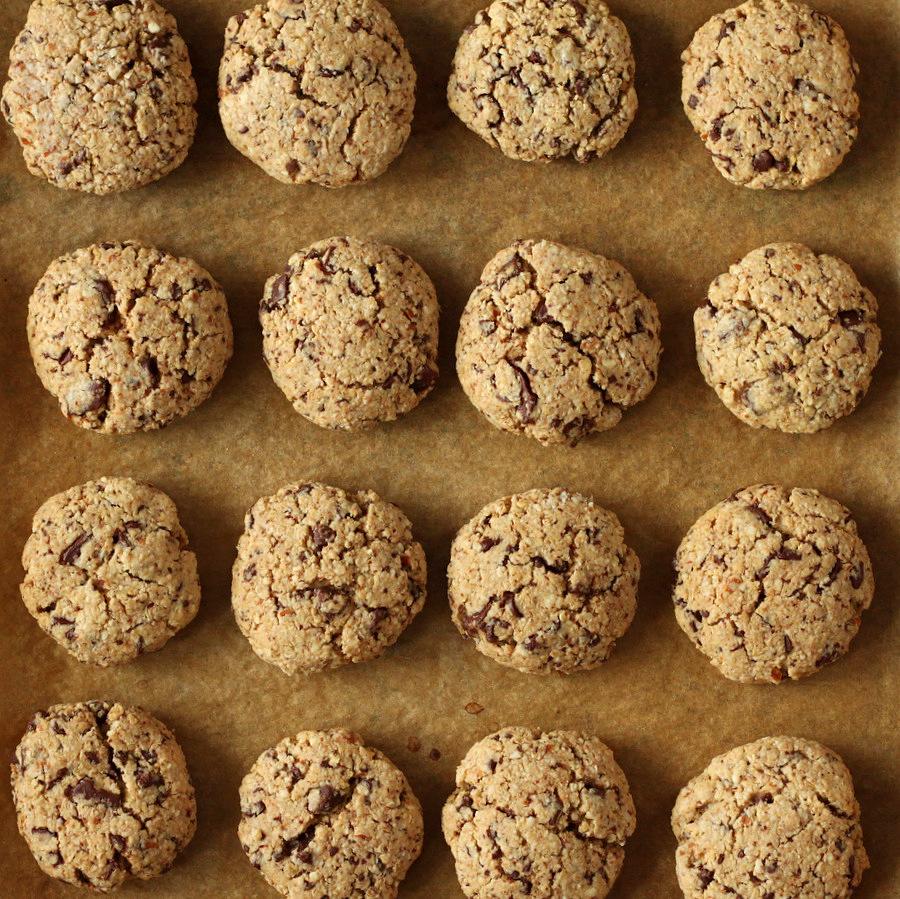 Vegan Richa: Chocolate Chunk cookie Mix in a jar