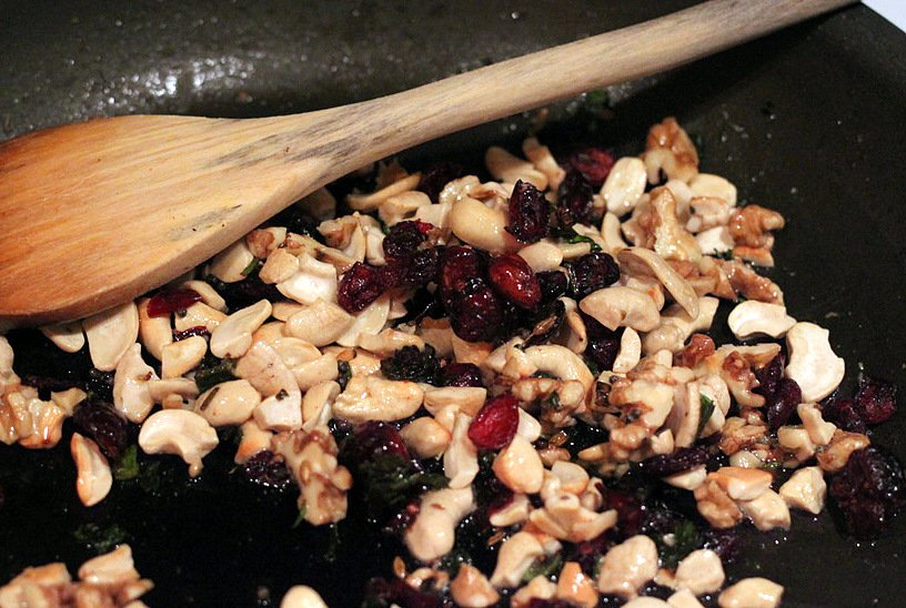 how to make puffed brown rice