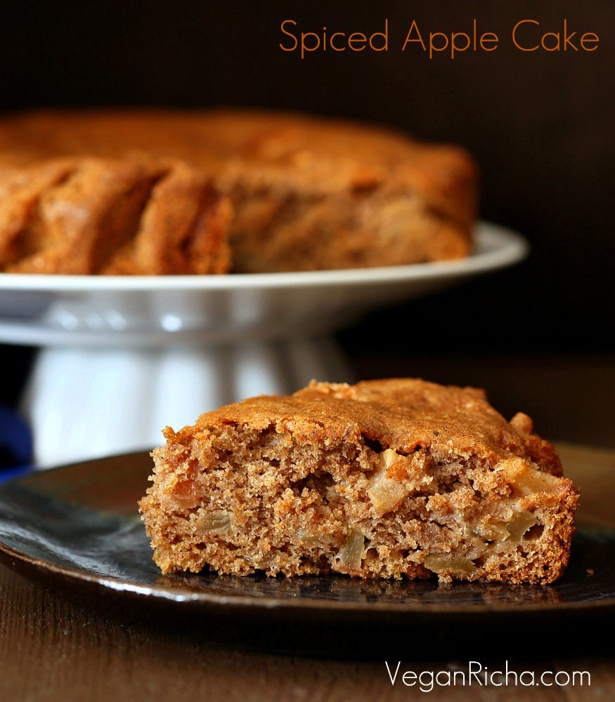 Apple Spice Cake Vegan