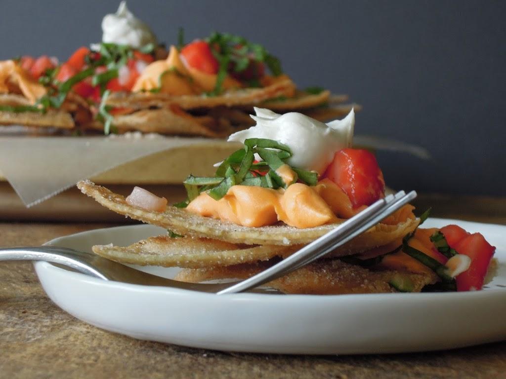 Crispy Orange Cauliflower | Vegan Richa