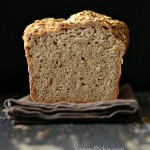 Lentil Wheat Sandwich Bread and Bean Stew Sandwiches. Vegan Recipe