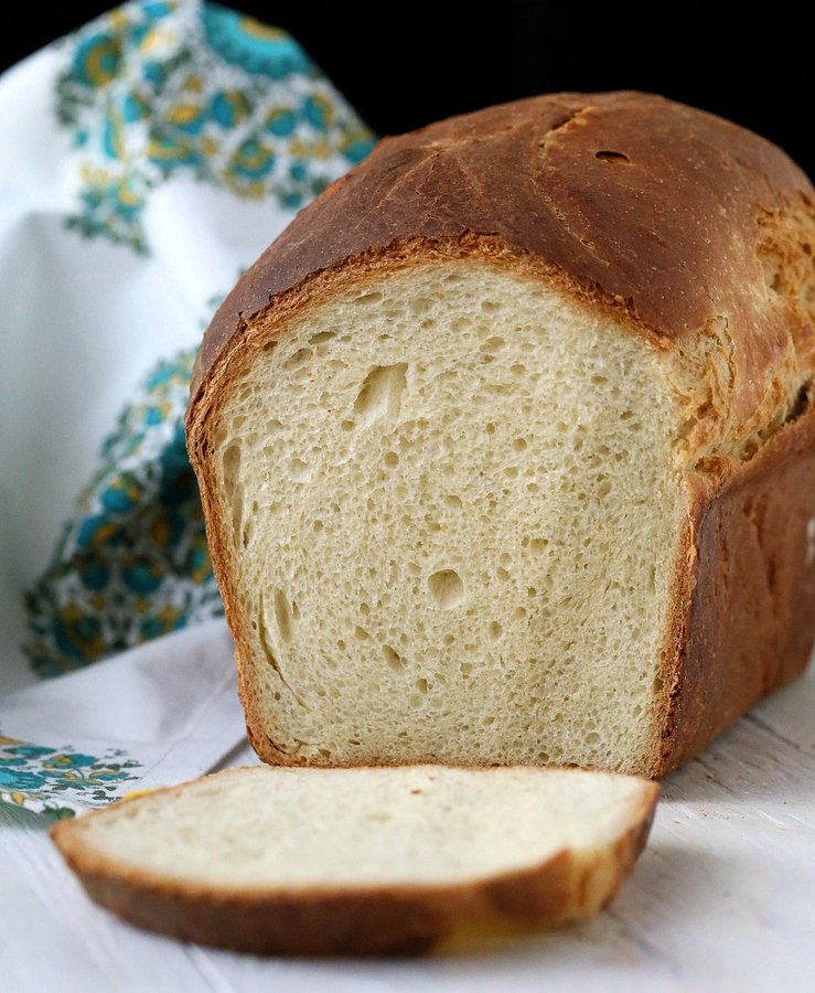 Vegan White Sandwich Bread