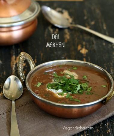 How to make restaurant style non-dairy Dal Makhani. gluten-free Soy-free Indian Recipe #glutenfree #veganricha #vegan