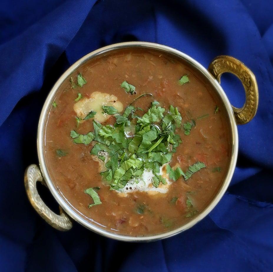 Vegan Dal Makhani Recipe #veganricha #vegandalmakhani #instanpotdalmakhani