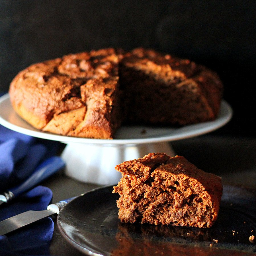 Cake And Loaf Ginger Cookie