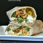 Tempeh Scramble, Jalapeno Popper Dip, Broccoli Wraps. Vegan Recipe