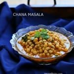 Chana Masala – Chickpea Curry with Red Bell Pepper. Vegan Glutenfree Mofo Recipe