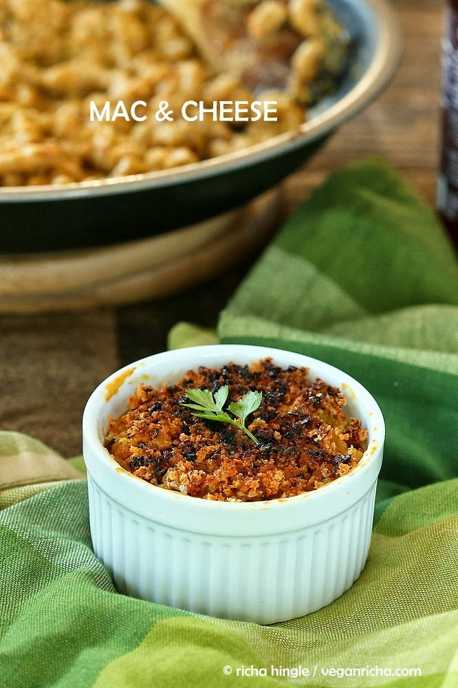 Vegan | Vegan richa Spicy Mac and Cheese