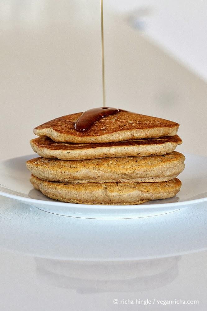 Vegan Multi-grain Plain Pancakes