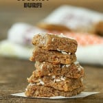 Rajgira Burfi - Amaranth Coconut Fudge