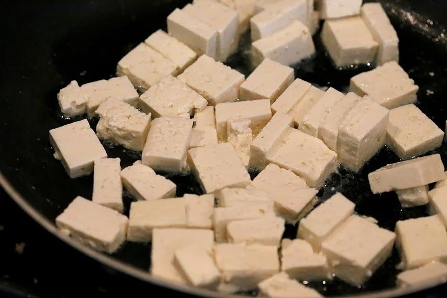 Vegan Palak Tofu Paneer | Vegan Richa