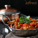 Vegetable Jalfrezi – Smoky Tangy Veggie Stir fry. Vegan Glutenfree recipe