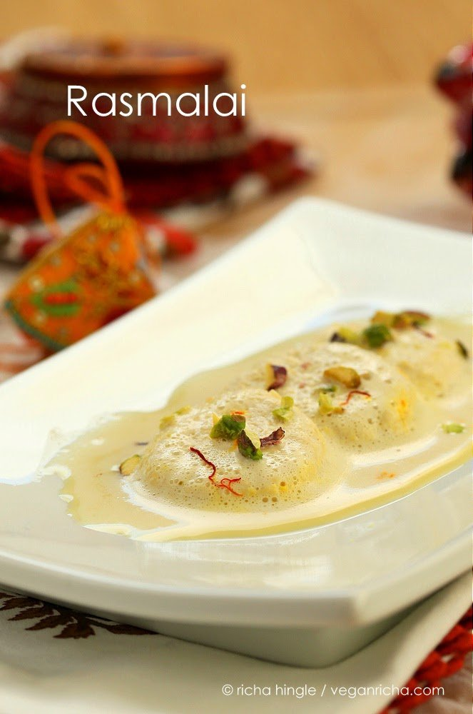 Vegan Diwali Recipes