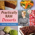 Midnight Mocha Cookies & Practically Raw Desserts Book Review and Giveaway. Vegan Glutenfree