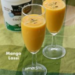 Mango Lassi and So Delicious Coupon Giveaway! Vegan Glutenfree Recipe