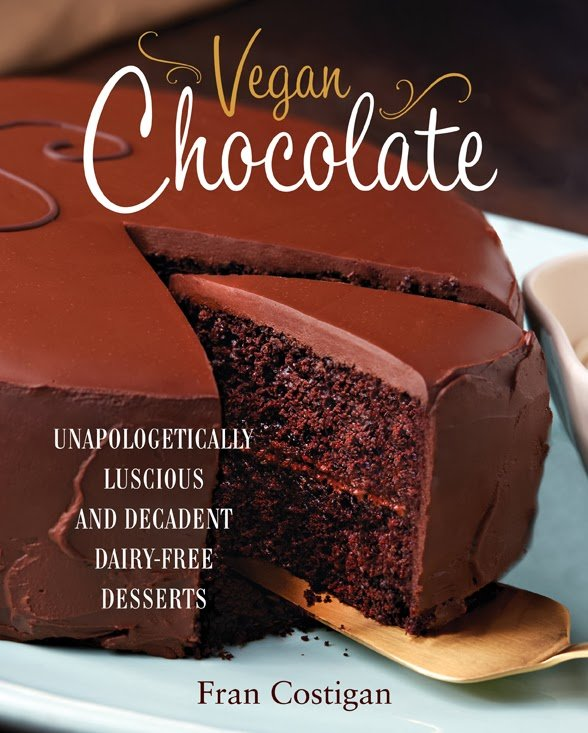 The Chocolate Torte from Vegan Chocolate Cookbook - Vegan ...