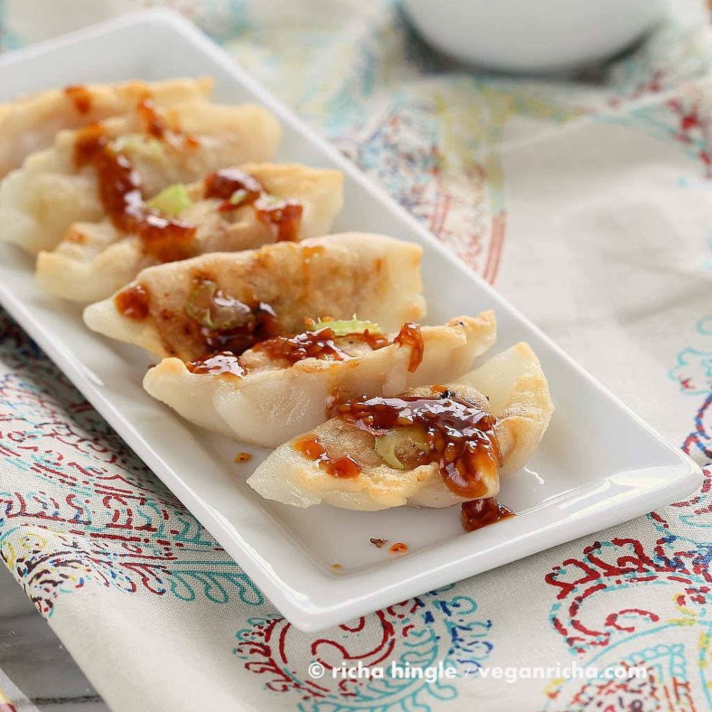 Sweet Asian Potstickers
