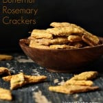 Butternut Squash Rosemary Onion Crackers for us and Butternut Multigrain biscuits for Dogs. Vegan Recipe