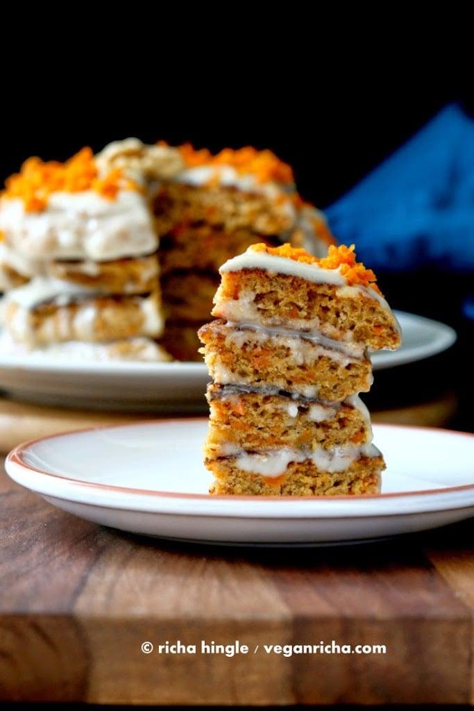 Carrot Cake Vegan Frosting Recipe