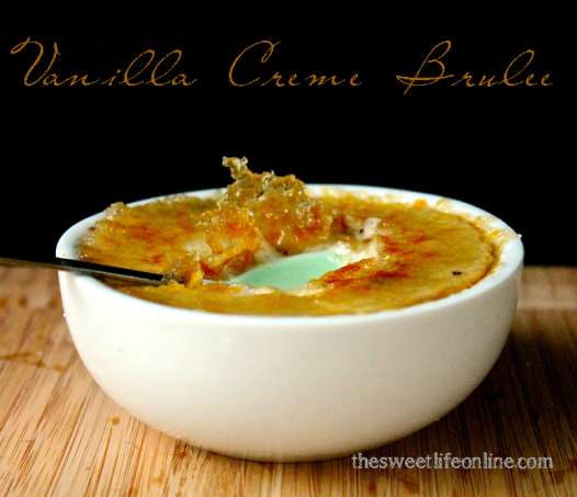 Classic French Creme Brulee Vegan Glutenfree. Creamy creme brulee with a surprise ingredient for the perfect custard. Dairy-free, soy-free Dessert. Vegan Recipe