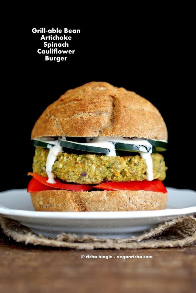 Artichoke-Bean-Burger-1
