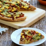 Southwestern Special Pizza and Heart Healthy Pizza Review and Giveaway.