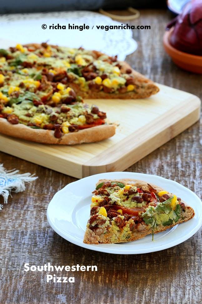 Baked-Mung-Samosa-bean-pizza-9825