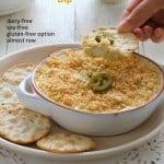 Vegan Jalapeno Popper Dip & Havarti Dip – Glutenfree Recipe Raw option