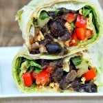 black-bean-chimichurri-wraps