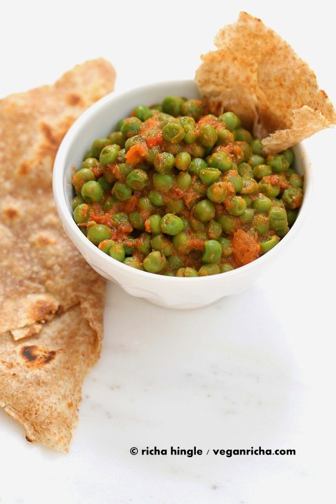 Easy indian spiced peas with tomato sauce vegan glutenfree recipe easy indian spiced peas with tomato sauce vegan glutenfree recipe forumfinder Image collections