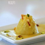 Kesar Kulfi - Saffron Cream Popsicle