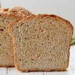 Vegan Sprouted Wheat Millet Sandwich Bread Recipe