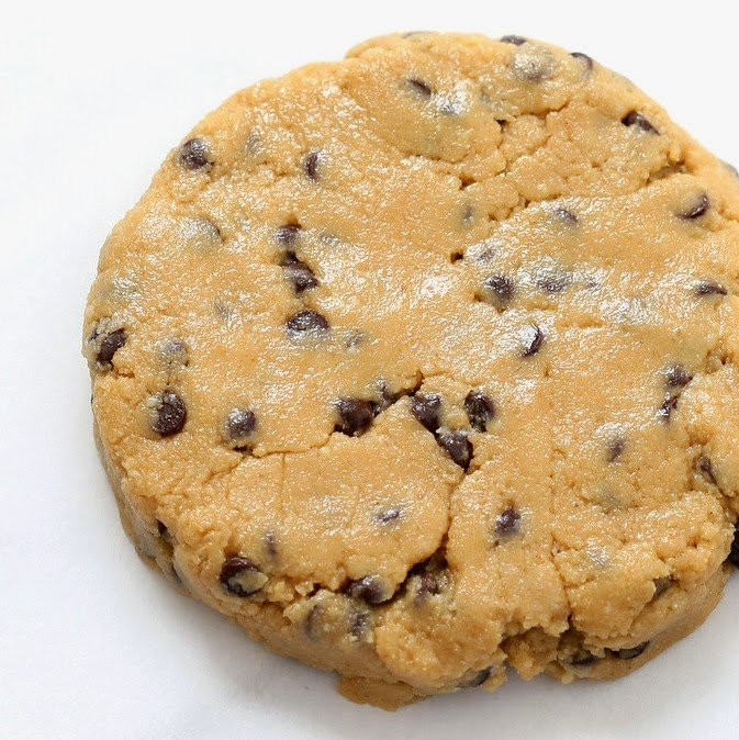 Vegan Chocolate Chip Cookie Dough Ice Cream No Oil