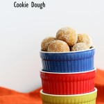 Pumpkin Snickerdoodle Cookie Dough | Vegan Richa