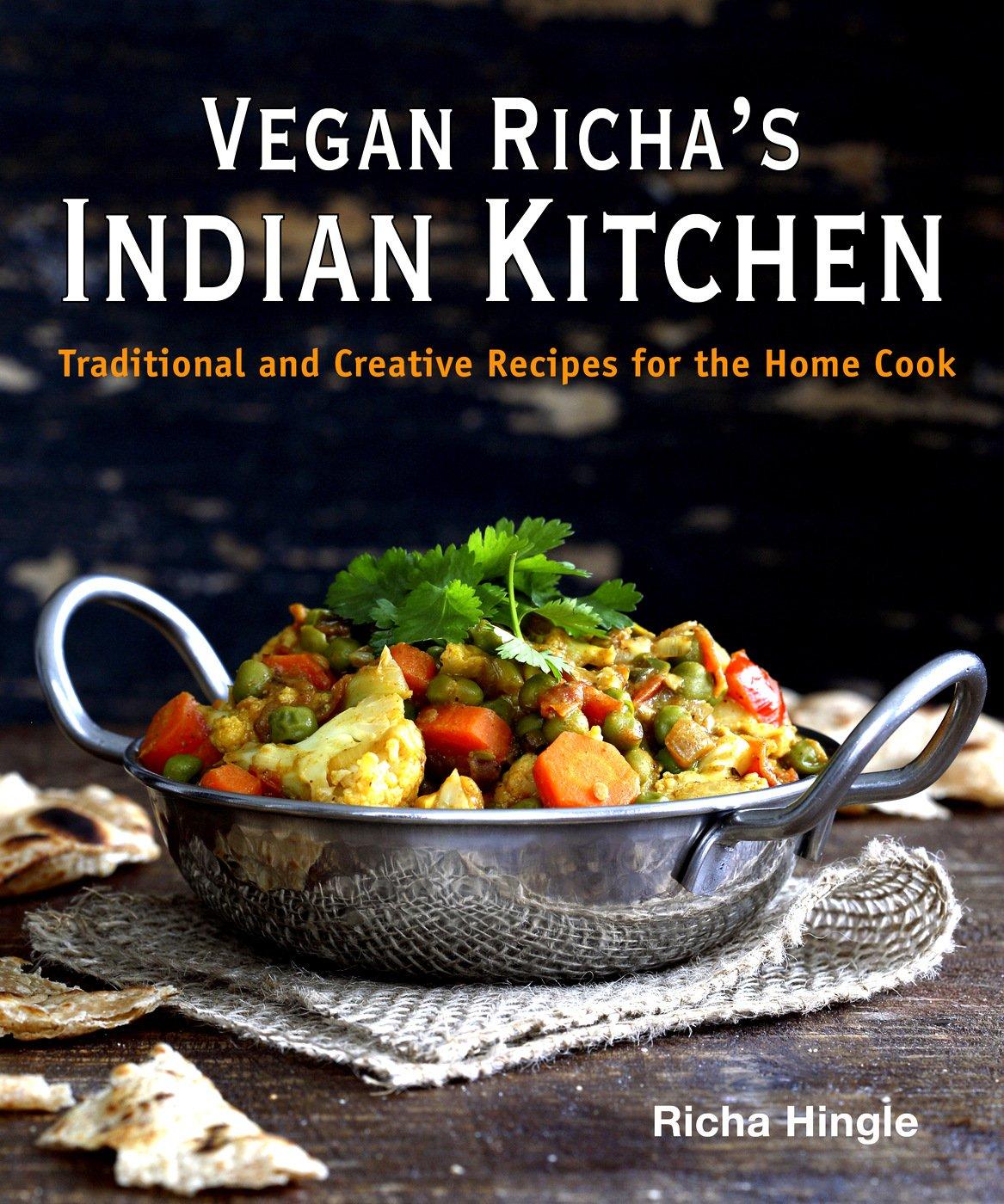 Cookbook Covers ~ Vegan richa s indian kitchen cookbook pre order now