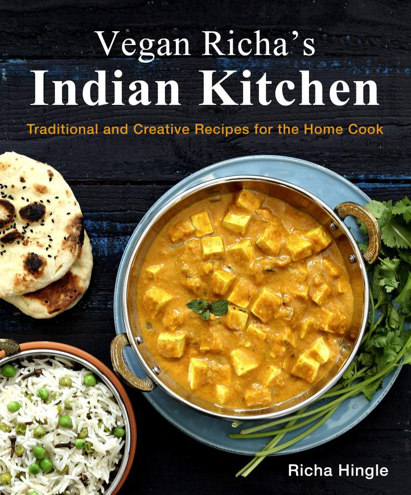 Vegan richas indian kitchen cookbook vegan richa vegan richas indian kitchen forumfinder Choice Image